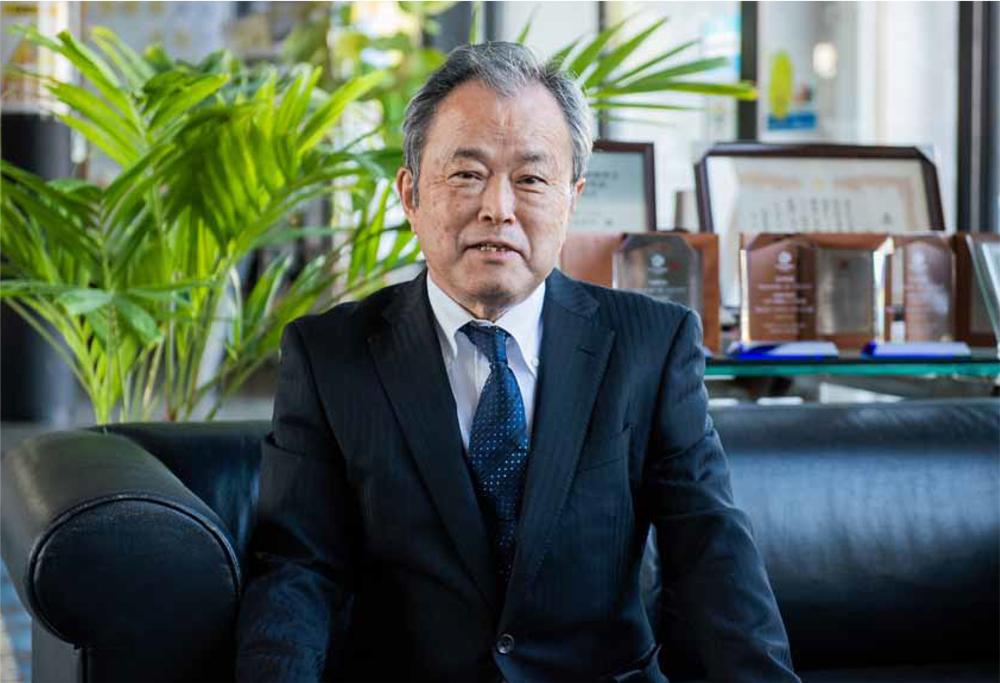 代表取締役社長 古川 敬信